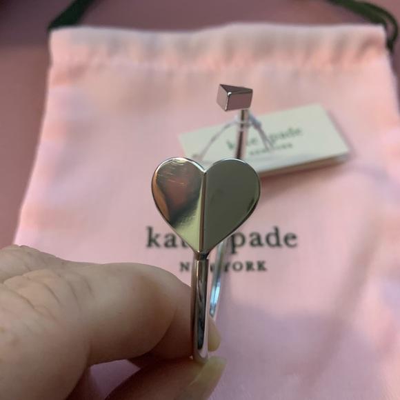 Kate Spade Silver Cuff